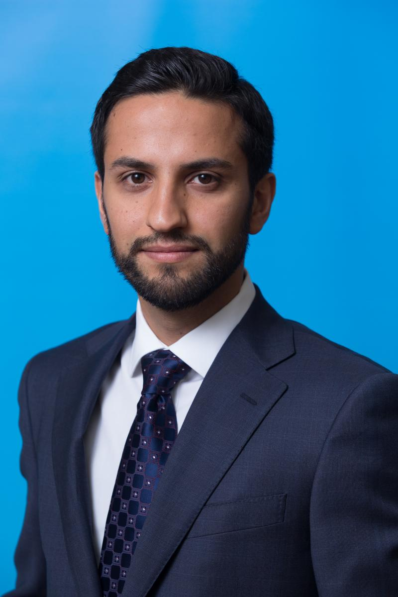 Abbas Amelirenani, Portfolio Manager, Emerging Markets Debt at Amundi Asset Management