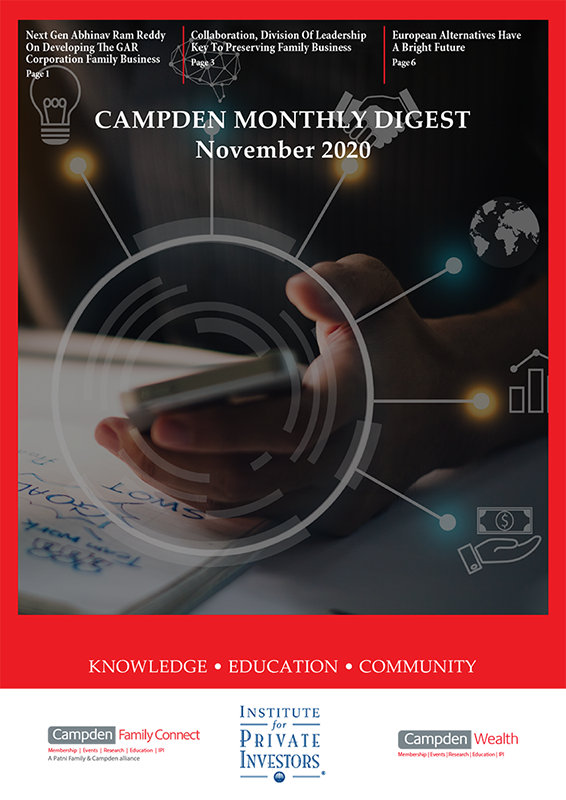 Campden Monthly Digest, December 2020