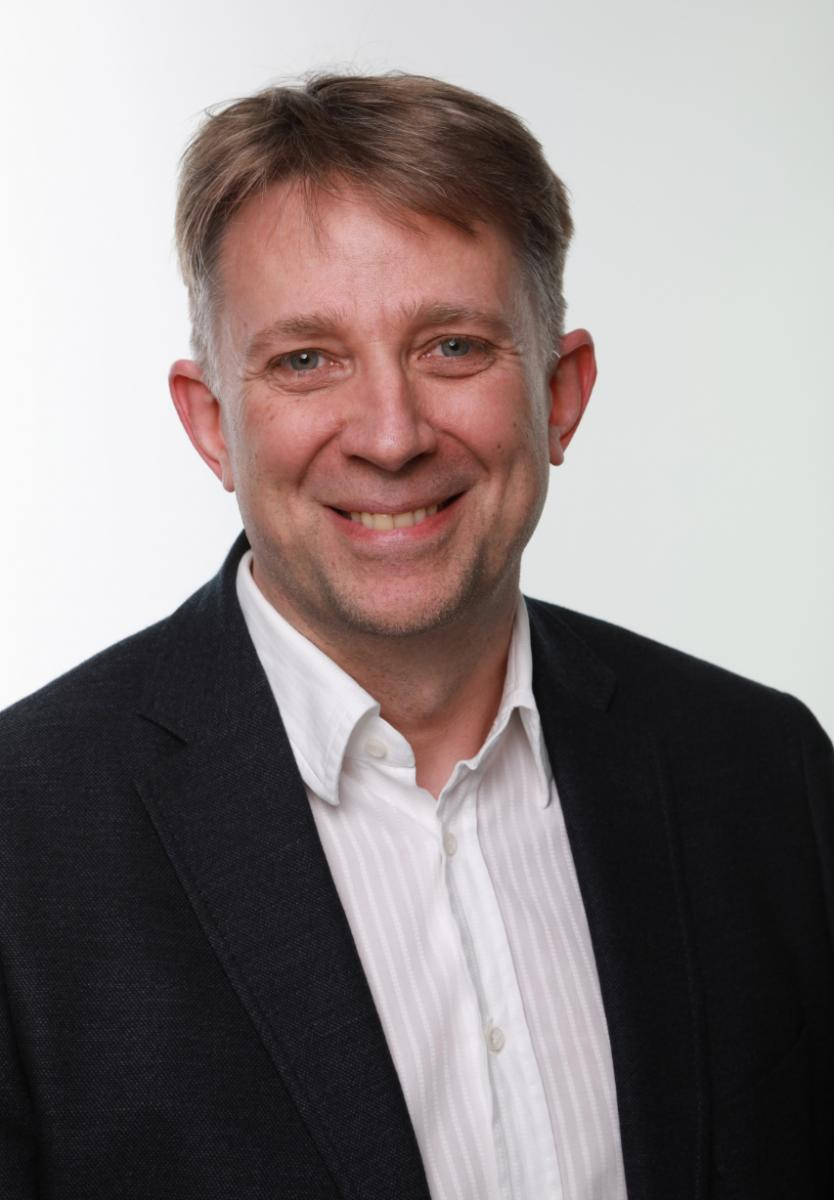 Peter Thomsen, chief executive of Biomodics