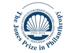 Nominate for the 2019 Jones Prize in Philanthropy