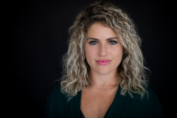 Jaimie Mayer, the new chairwoman of her family's Nathan Cummings Foundation