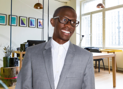 Troy Carter is the founder, chairman and chief executive of Atom Factory